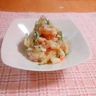 絶品!!塩麹を使ったポテトサラダ