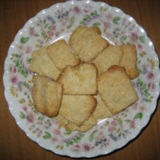 おからクッキー(超固め)