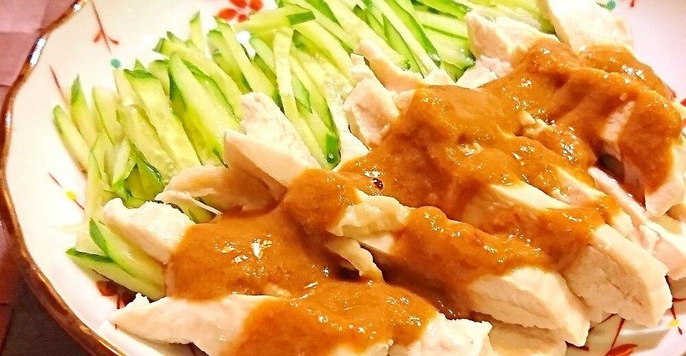 バンバンジーに蒸し鶏まで!?レンチンで即効完成「鶏肉おかず」