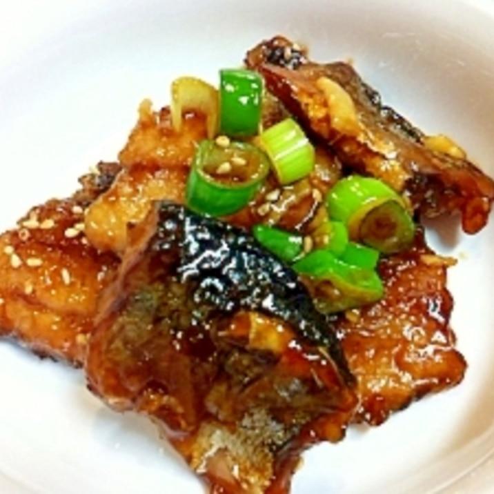 ご飯が進みますよ☆ぜっぴん秋刀魚の甘辛揚げ煮