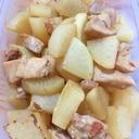 鶏肉と大根の簡単煮物