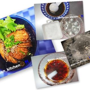 【タレ】麺つゆで 簡単 蒲焼きタレ