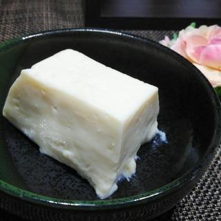 普段の豆腐が大変身!特別なもっちもち豆腐