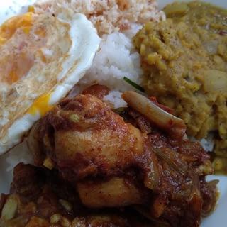 チキンカレー☆スリランカ家庭料理
