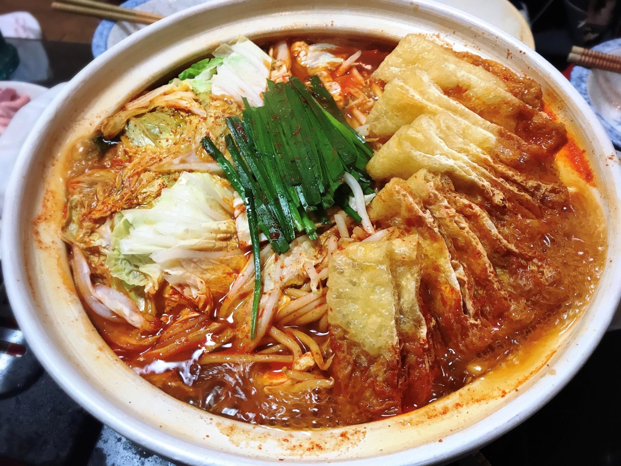 赤 から 鍋 スープ