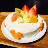 【犬用】冷やすだけの簡単ケーキ【さつまいも/豆腐】