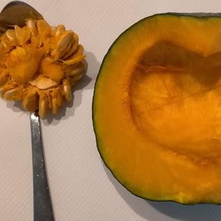 かぼちゃホームフリージング~冷凍保存
