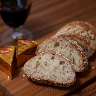 こねないパン はちみつ&オートミール