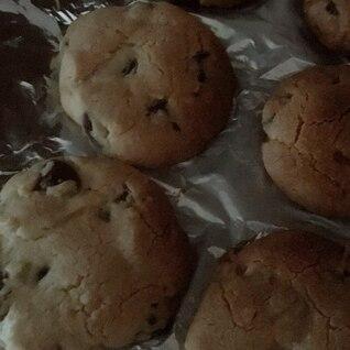 トースターで簡単クッキー