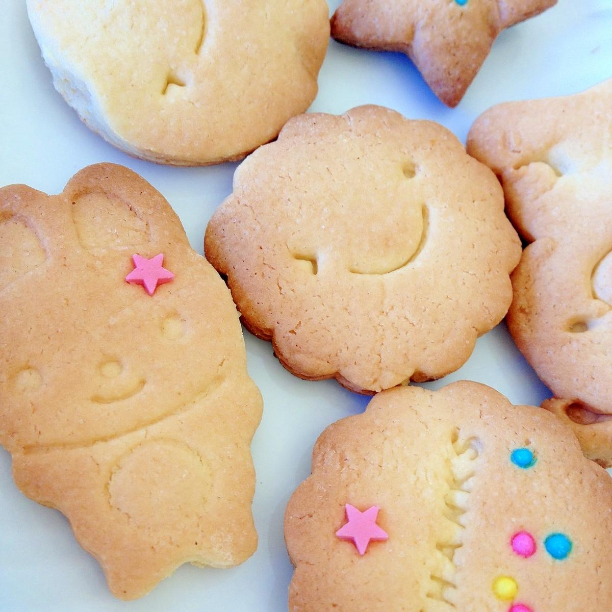 ない クッキー 使わ バター バターを使わないで作れる!おしゃれカフェ風クッキーの作り方・レシピ