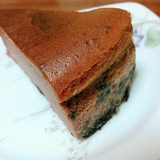 ブルーベリージャムケーキ
