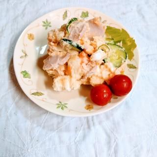 ポテトサラダ② 〜我が家編〜