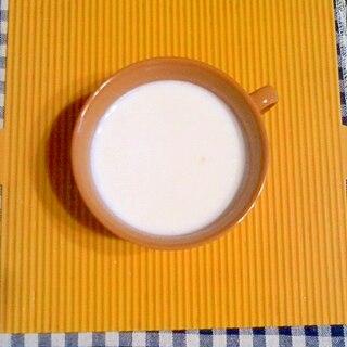 ジンジャーミルク焼酎♪