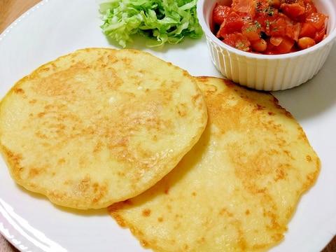 ポーランド料理!プラツキ