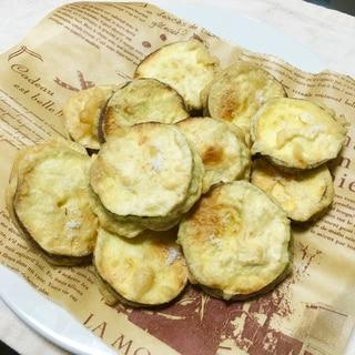 天ぷら粉で簡単♪さつま芋の天ぷら♡