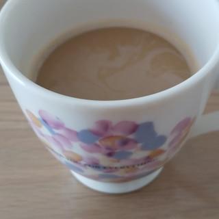 ホットコーヒー♪カフェオレ