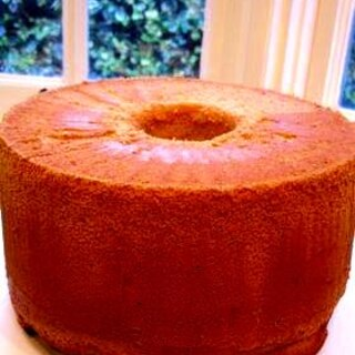 ローズ家のかぼちゃシフォンケーキ