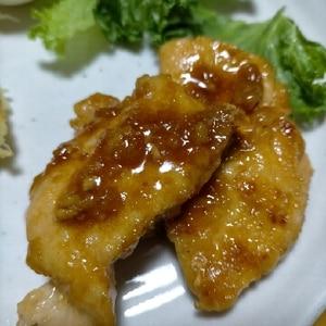 鶏胸肉のチキン南蛮風♪