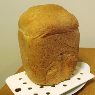 お水の代わりにほうじ茶+ミルクで作る食パン(HB)
