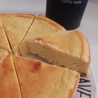 ☆彡おからパウダーのチーズケーキ