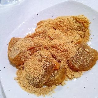 【糖質制限】サイリウムdeわらび餅~鍋で作る版~