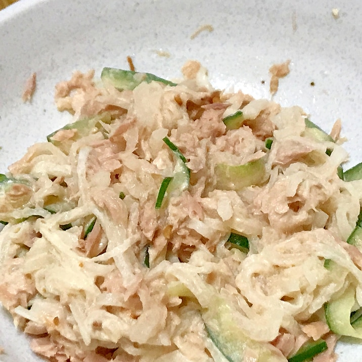 レシピ ツナ 大根