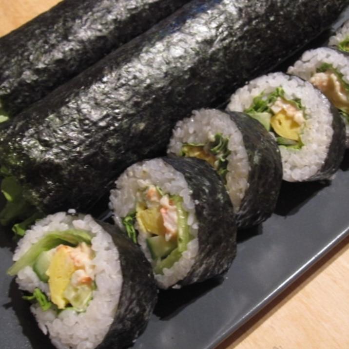 エビマヨ★サラダ巻き