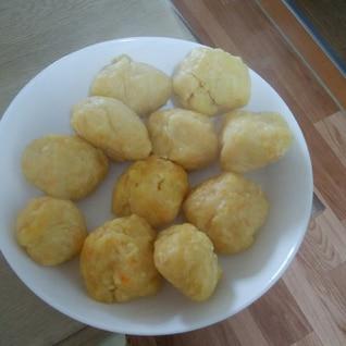豆乳蒸しパン
