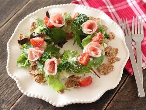 【おもてなし】オールブランリースサラダ