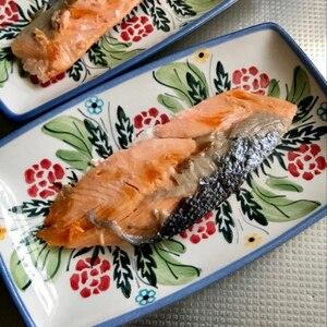 おにぎり・お弁当用♪冷めても美味しい焼き鮭