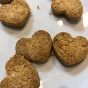 グルテンフリー 米粉のショートブレッド