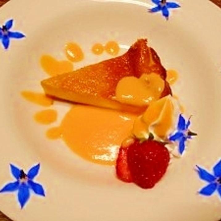 黄身が鮮やか☆濃厚アングレーズソース