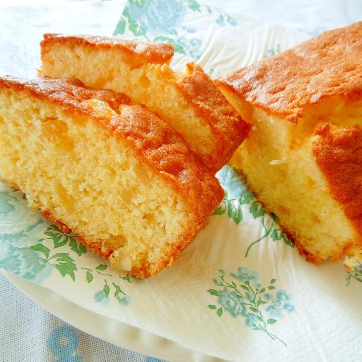 爽やか♪レモンパウンドケーキ