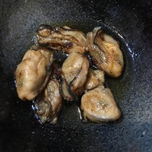 冷凍牡蠣の即バター焼き