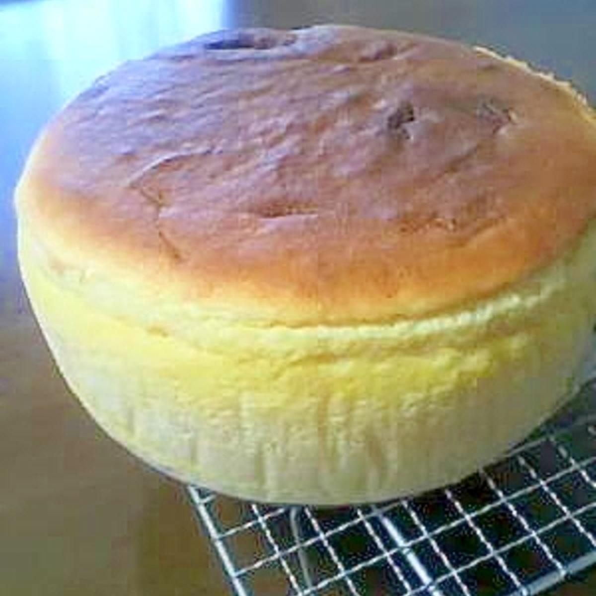 作り方 チーズ 簡単 ケーキ