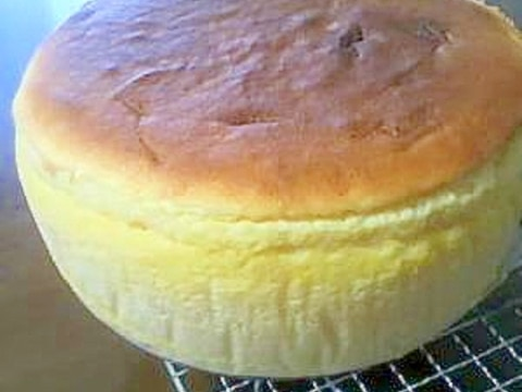 スフレチーズケーキ