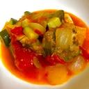 リコピンたっぷりおもてなしにも✨ブリの生トマト煮