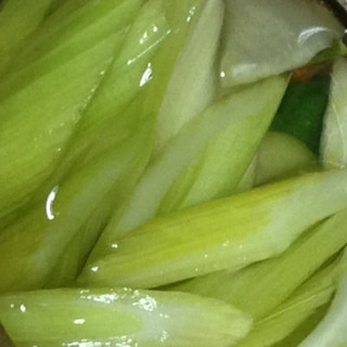 セロリのピクルス