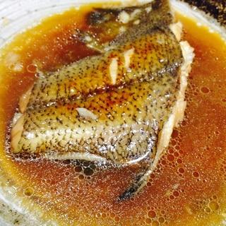 黄金比♡魚の煮付け(フライパンと圧力鍋どちらも記載