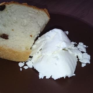 ヨーグルトからリコッタチーズ♪(生成量記載)