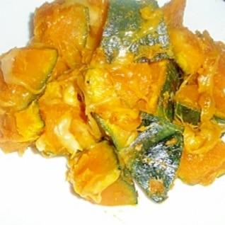 かぼちゃ+めんつゆ+チーズ