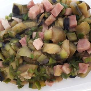 子どもも大好き野菜とベーコンの甘辛炒め