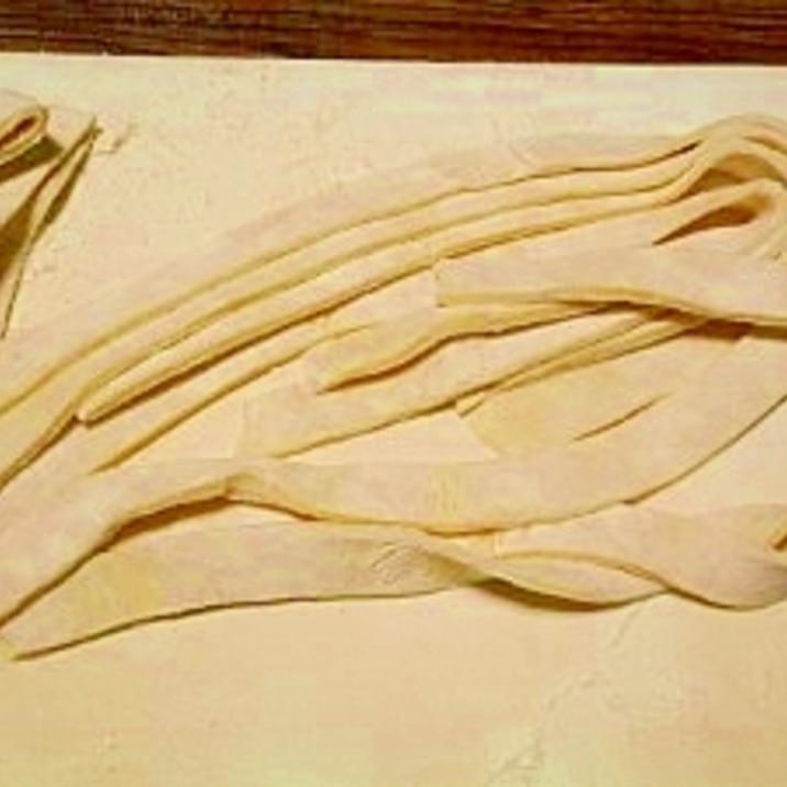 作り方 ほうとう 麺