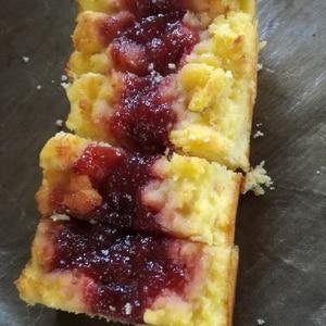【糖質制限】おから粉で♪しっとりケーキ