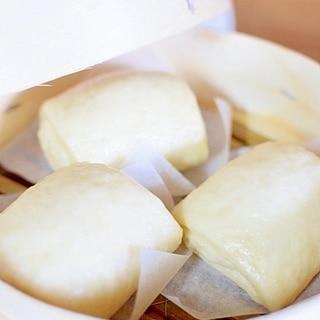 ◤電鍋レシピ◢ ずっしり、もっちりマントウ[饅頭]