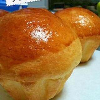 バターたっぷり☆ふわふわブリオッシュ