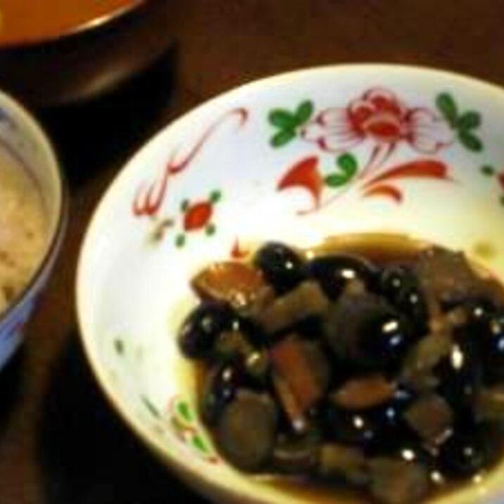 黒豆 人気 レシピ