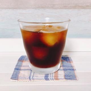 お家カフェメニュー♪水出しアイスコーヒー