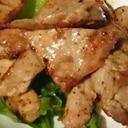 豚の白味噌焼き