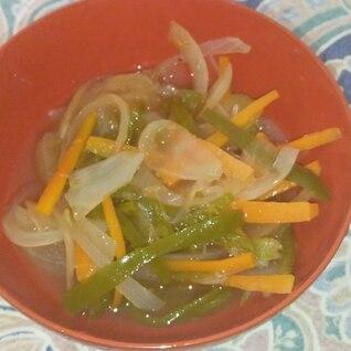 脂肪燃焼!簡単野菜のスープ